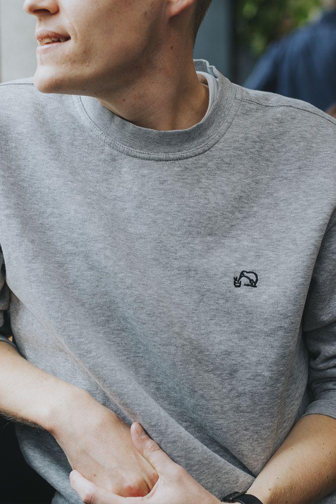 Federal Sweatshirt Grey