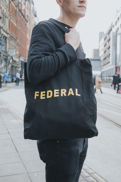 Federal Tote Bag