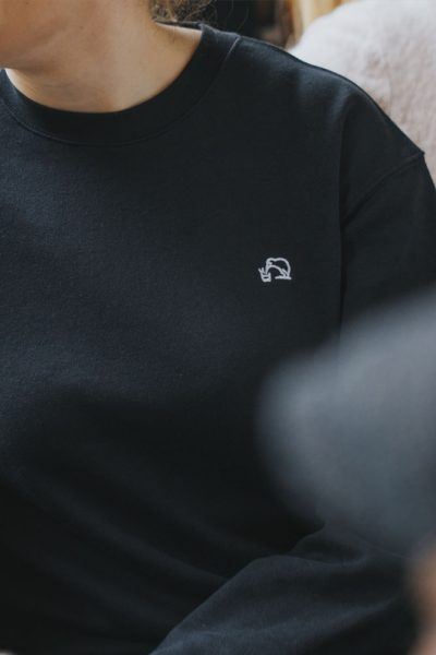 Federal Sweatshirt black