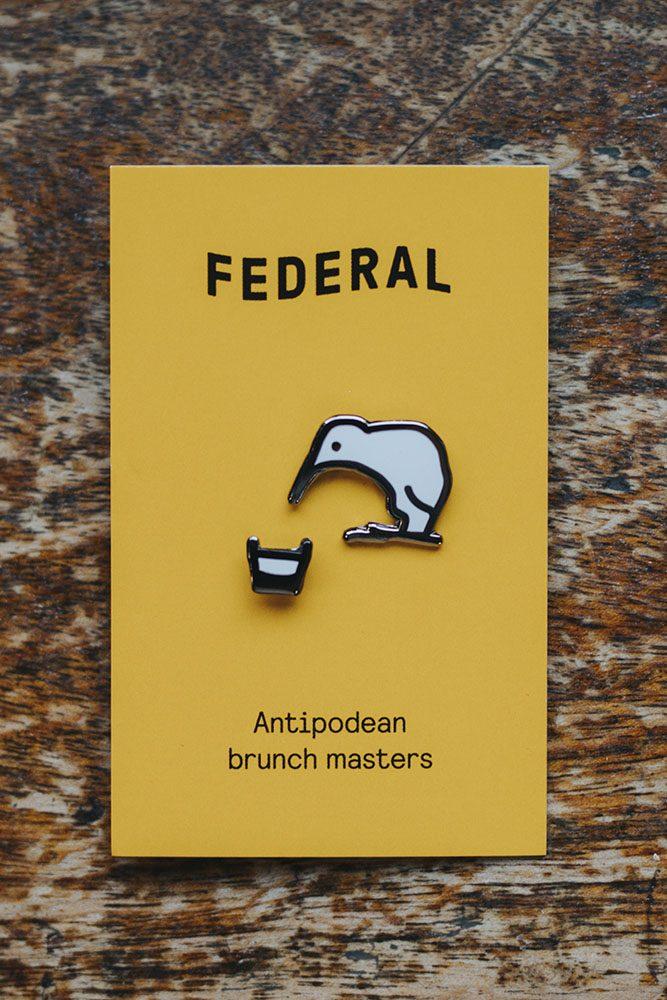 Federal Pins